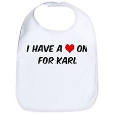 Heart on for Karl Bib
