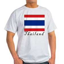 Thailand Ash Grey T-Shirt