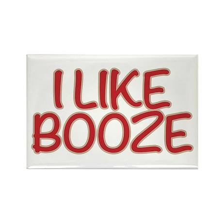 I like booze. Sorry, but it's true. I like it. Rec