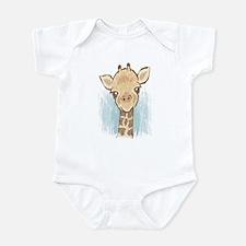 Sweet Giraffe Infant Bodysuit