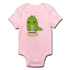 Cute Dinosaur Infant Bodysuit