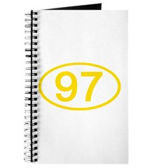 Number 97 Oval Journal