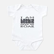 Techie Roar Infant Bodysuit