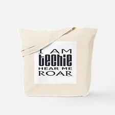 Techie Roar Tote Bag