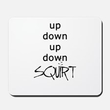 squirt_3 Mousepad