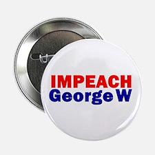Impeach George W Button