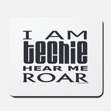 Techie Roar Mousepad