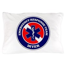 ERT Diver 1 Pillow Case