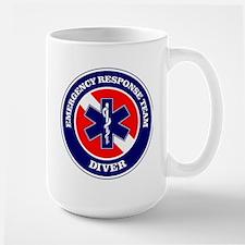ERT Diver 1 Mug