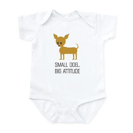 CHIHUAHUA ATTITUDE Infant Bodysuit