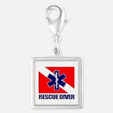 Rescue Diver (emt) Charms
