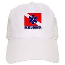 Rescue Diver (emt) Baseball Baseball Baseball Cap