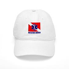 Rescue Diver (emt) Baseball Baseball Cap