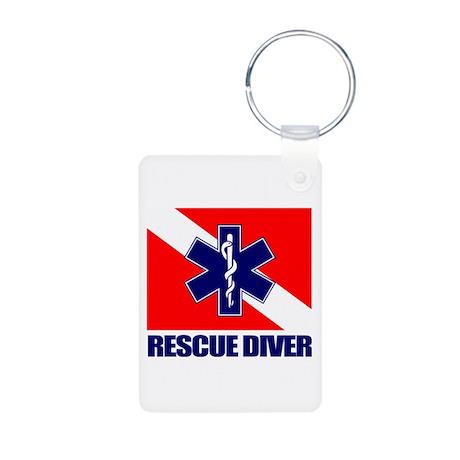 Rescue Diver (emt) Keychains