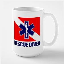 Rescue Diver (emt) Mug