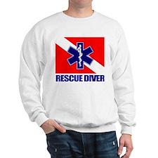 Rescue Diver (emt) Sweatshirt