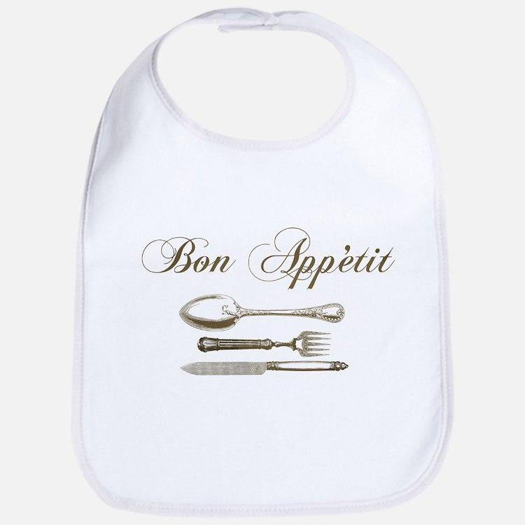Bon appetite Bib