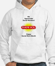 Social Work Appreciation Hoodie