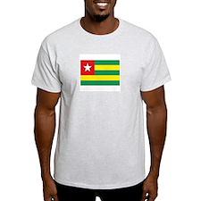 Togo Ash Grey T-Shirt