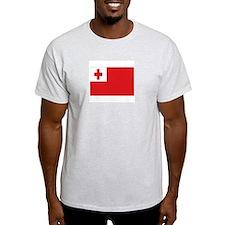 Tonga Ash Grey T-Shirt