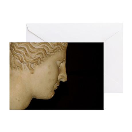 Venus De Milo Greeting Cards (Pk of 10)