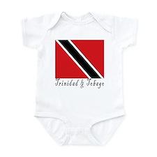 Trinidad and Tobago Infant Bodysuit