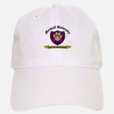 Baseball Baseball Cap MERWOLF UNIV. - PURPLE