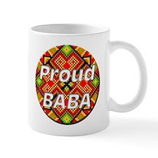 Proud BABA Mug