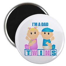 I'm A Dad (BBG:blk) Magnet