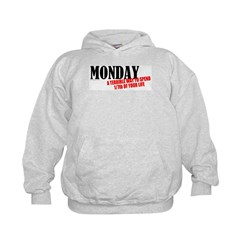 Mondays Are Terrible Hoodie