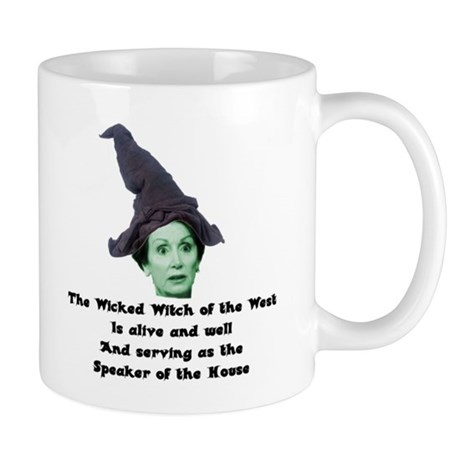 Wicked Witch of the West Mug