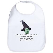 Wicked Witch of the West Bib
