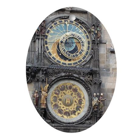 ! Anirbas Designs Oval Ornament
