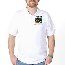 Jesus, Lion & Lamb T-Shirt