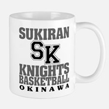 Knights Basketball Mug