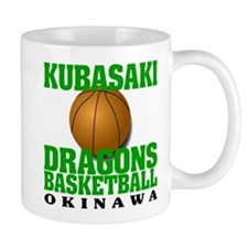 Dragons Basketball Mug