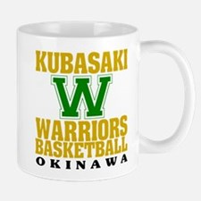 Warriors Basketball Mug