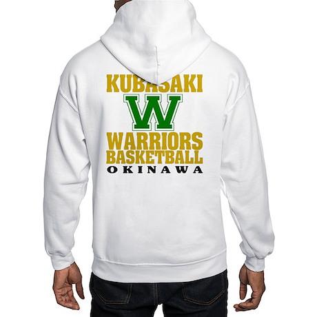 Warriors Basketball Hooded Sweatshirt