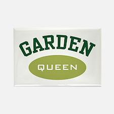 Garden Queen Rectangle Magnet