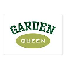Garden Queen Postcards (Package of 8)