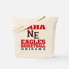 Eagles Basketball Tote Bag