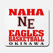 Eagles Basketball Mousepad