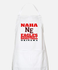 Eagles Basketball BBQ Apron