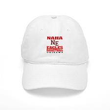 Eagles Basketball Baseball Cap