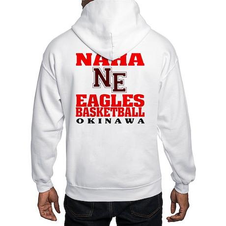 Eagles Basketball Hooded Sweatshirt