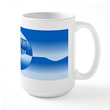 Think Snow Snowdrifts Mug
