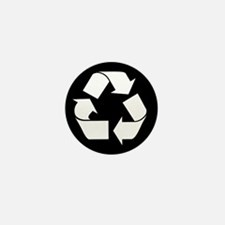 Recycle This Mini Button