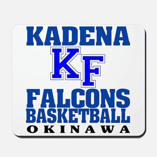 Falcons Basketball Mousepad