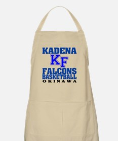 Falcons Basketball BBQ Apron