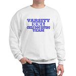 Varsity Chili Dog Team Sweatshirt